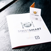 Street Smart at The Groucho Club in London